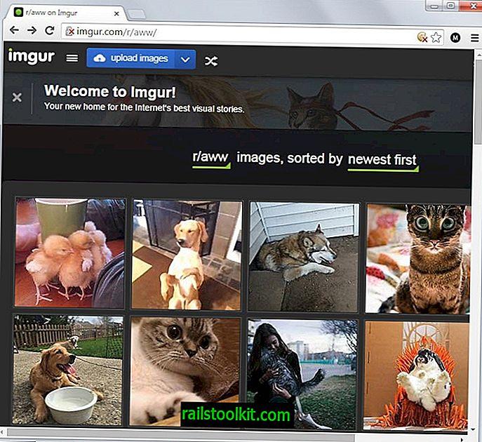 Laadige Imguri pildid hulgi alla koos Imguri allalaadijaga