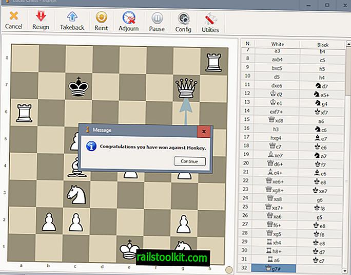 Lucas Chess: Schach spielen und trainieren
