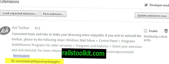 Como remover extensões do Chrome manualmente
