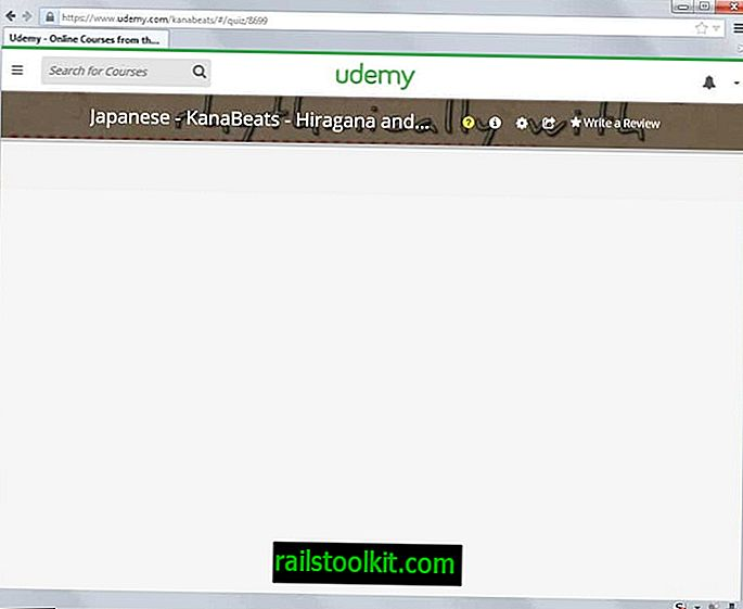 Fix Udemy video's niet laden