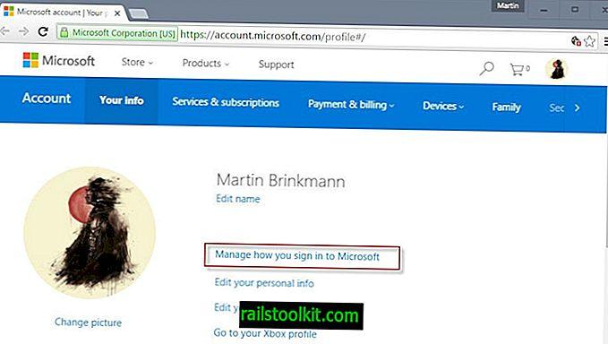 Az elsődleges Microsoft-fiók e-mail címének megváltoztatása
