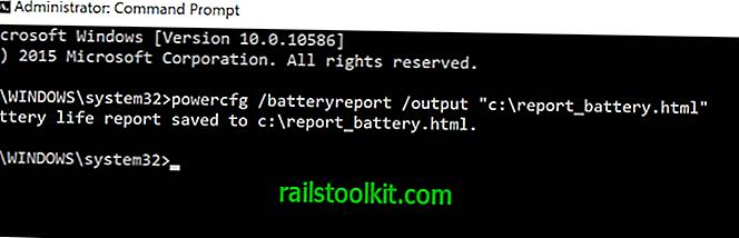 Cómo generar un informe de batería en Windows