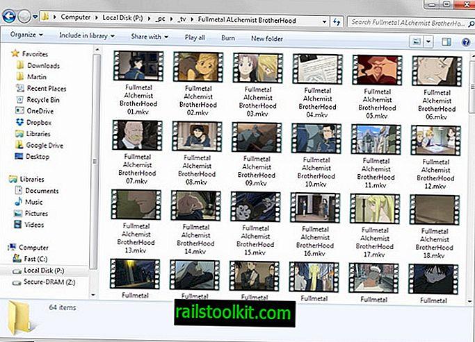 Jelenítse meg a népszerű fájltípusok videó-bélyegképeit a Windows Intézőben