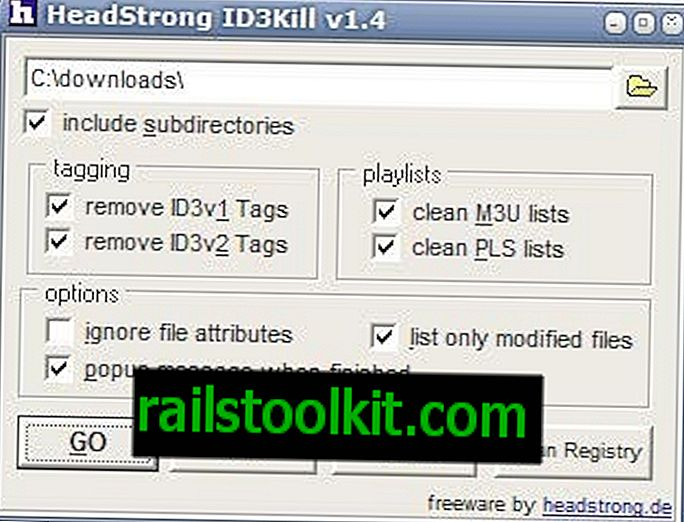 """ID3 Tag Remover"""