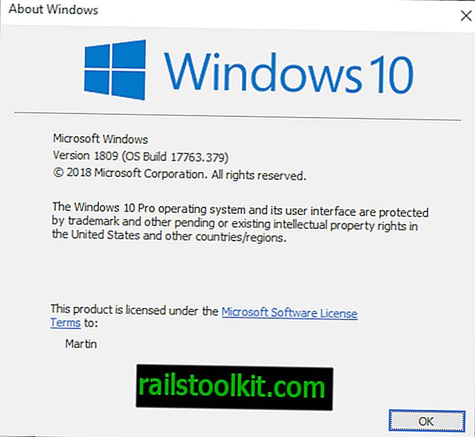 Windows 10 버전 1809는 광범위한 배포가 가능합니다