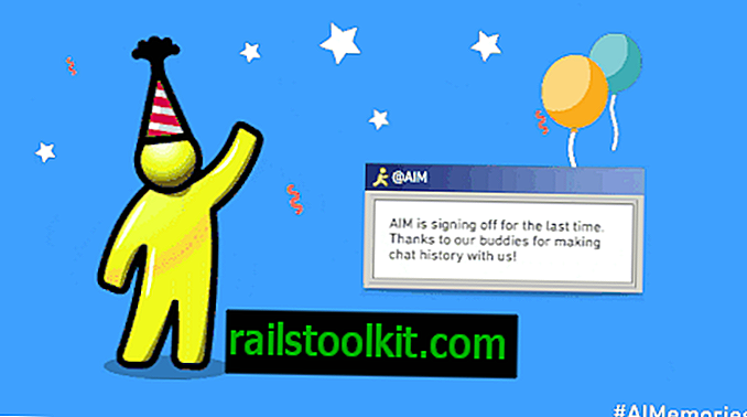 AIM Shutdown: alternativas de AOL Instant Messenger