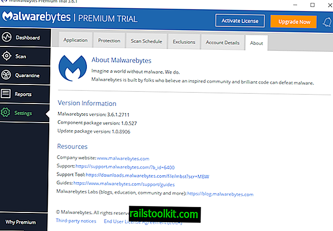 Aktualizace Malwarebytes řeší problém zmrazení na počítačích se systémem Windows 7