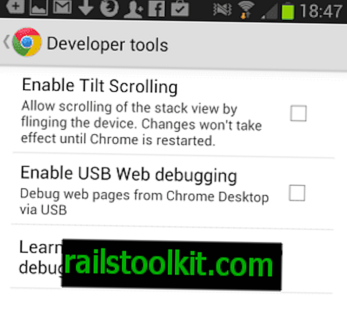Fix sakte Google Chrome og Google Now på Android