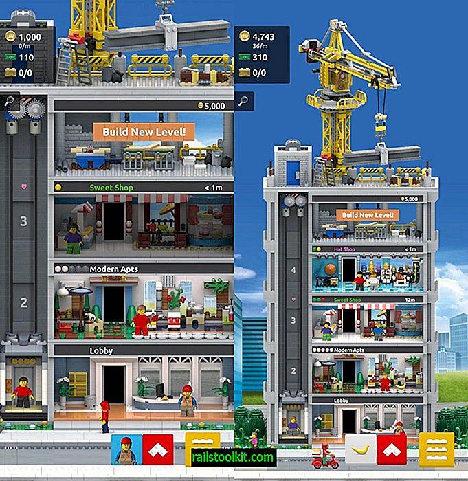 Πρώτη ματιά στο παιχνίδι Lego Tower για το Android