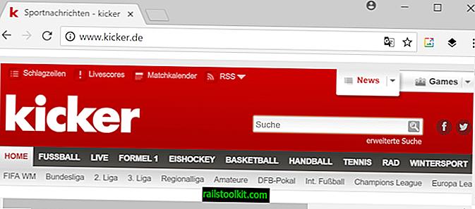 Google Chrome signale que tous les sites HTTP ne sont pas sécurisés à compter d'aujourd'hui