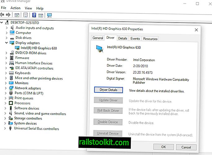 Microsoft bloquea Windows 10 versión 1809 para PC con controladores de pantalla Intel
