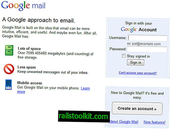 Bejelentkezés a Gmailbe