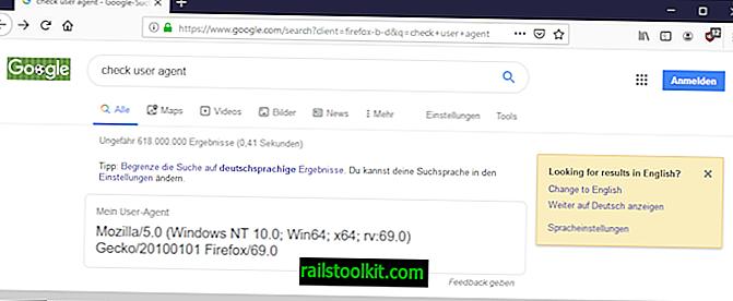Mozilla omite la información de arquitectura de CPU del agente de usuario de Firefox