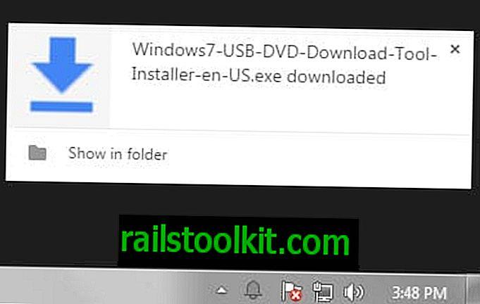 So schalten Sie die Google Chrome-Download-Symbolleiste auf Benachrichtigungen um