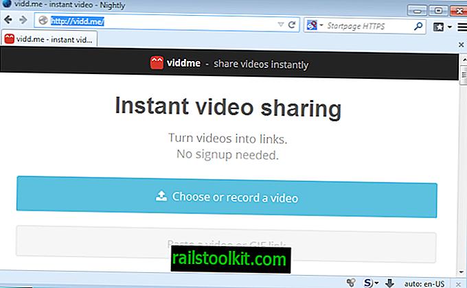 Viddme: plateforme de partage de vidéos anonyme