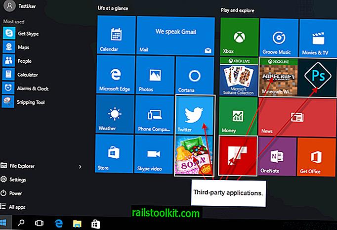 Isključite Microsoft Consumer Experience u sustavu Windows 10