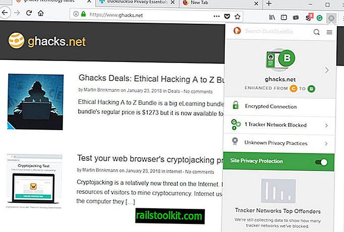 Lancio delle nuove estensioni e applicazioni del browser DuckDuckGo