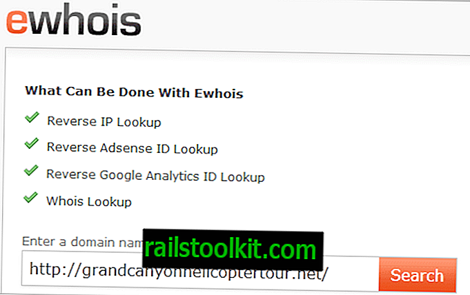 eWhois, Reverse IP, Adsense, Analytics Lookups