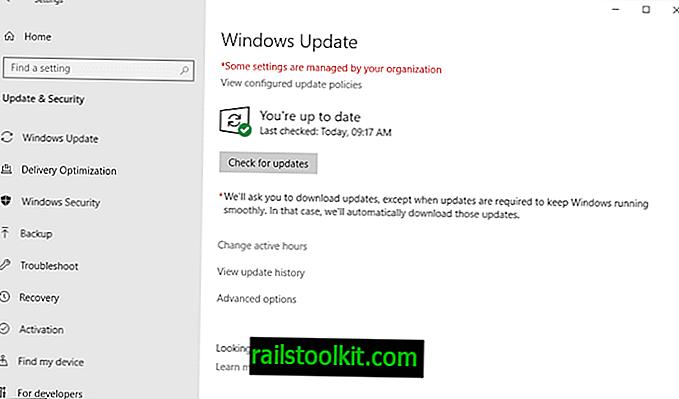 Siin on veel üks põhjus, miks vältida värskenduste otsimist Windows 10-s