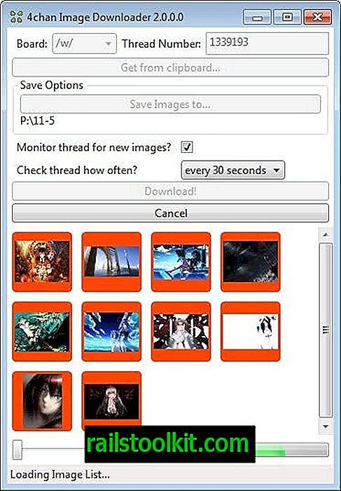 4Chan.org Image Downloader