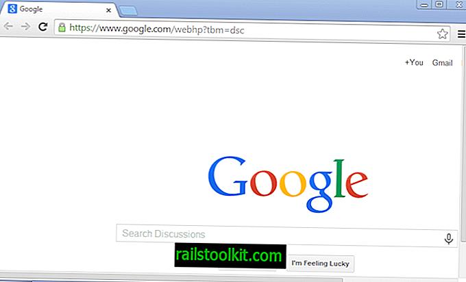 다음은 Google에서 토론, 블로그, 장소를 검색하는 방법입니다.