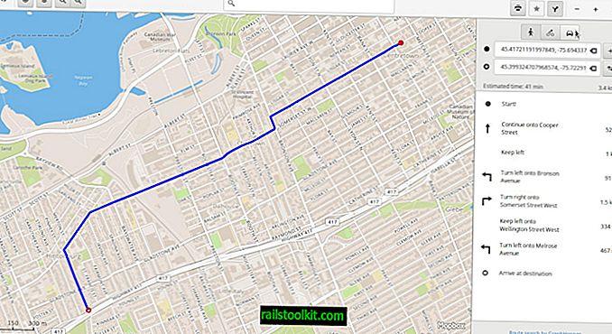 Vermeiden Sie Google Maps mit GNOME Maps unter GNU / Linux
