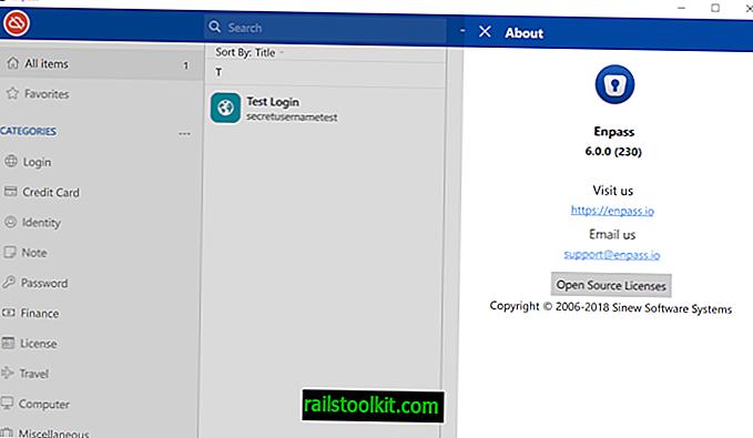 """""""Password Manager Enpass 6"""": naujas dizainas, aukščiausios kokybės darbalaukio funkcijos"""