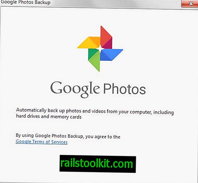 A Google kiadja az asztali feltöltőt az új Fotó szolgáltatáshoz
