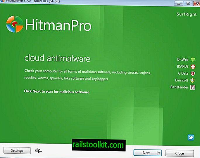 HitmanPro 3.7 Commentaire