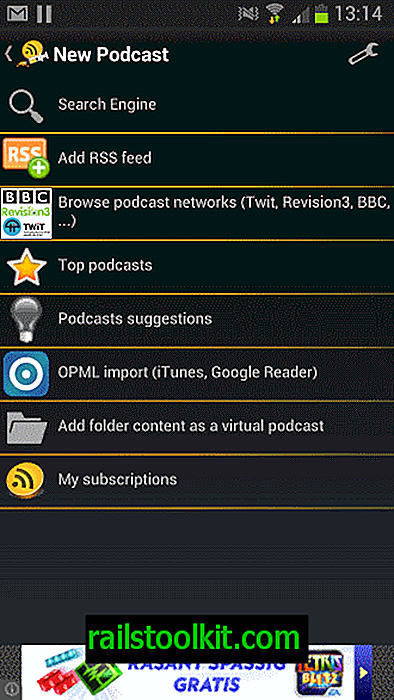 Podcast Addict: baixar episódios de podcast automaticamente para o seu dispositivo Android