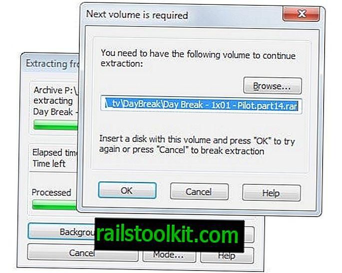Како поправити и издвојити покварене РАР архиве