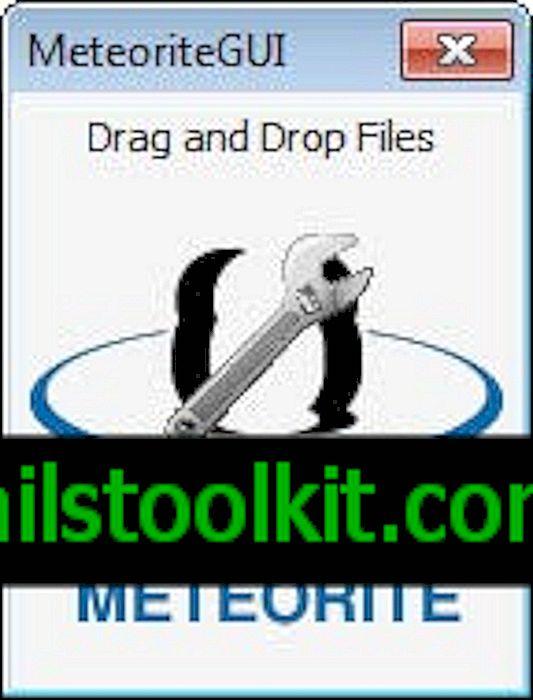 """Pataisykite sugadintus MKV vaizdo failus su """"Meteorite"""""""