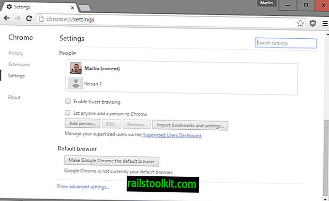 """Kaip naudoti kelis """"Chrome"""" profilius"""
