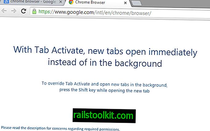 """Parodykite naujus skirtukus """"Chrome"""" iškart, o ne fone"""