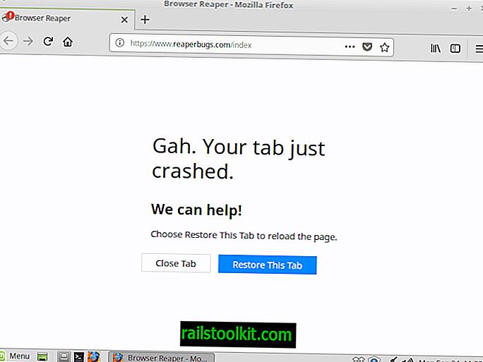 Ova pogreška Firefoxa može srušiti preglednik i vaš operativni sustav