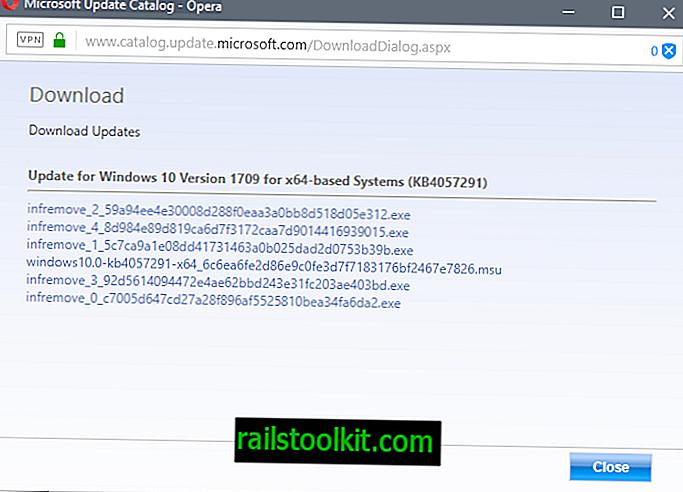KB4057291 behebt Probleme mit der Anzeige älterer AMD-Karten unter Windows 10