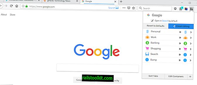 """Konteineriai su perėjimais daro """"Firefox"""" konteinerius naudingesnius"""