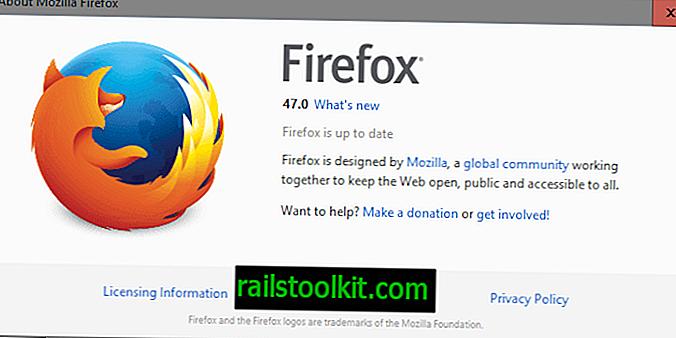Firefox 47: Finden Sie heraus, was neu ist