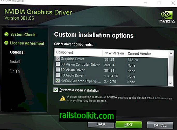 Ovladač Nvidia GeForce 381.65 s podporou aktualizace Windows 10 Creators Update