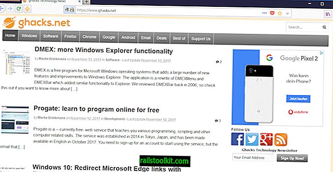 """Tinkinkite """"Firefox 57"""" naudodami CSS"""
