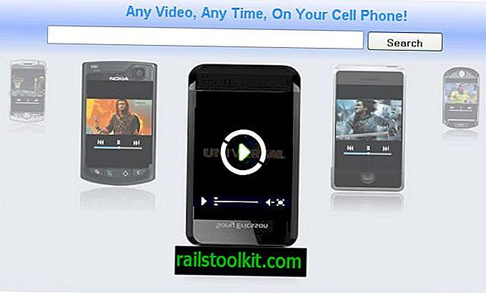 Reprodukujte videozapise na svom mobilnom telefonu pomoću Vuclip