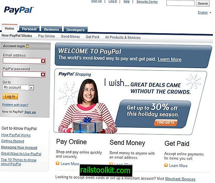 """PayPal Login"": saugos informacija"