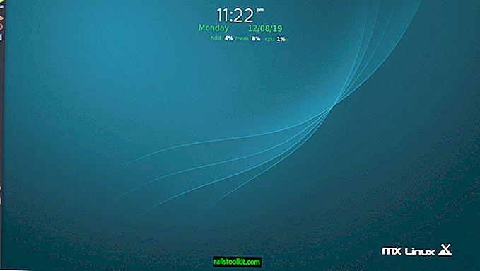 Spojrzenie na MX Linux 18.3