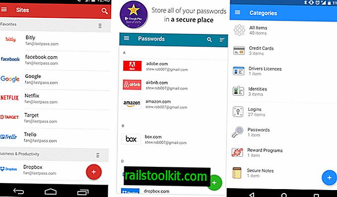 Sicherheitslücken bei neun Passwort-Managern für Android (LastPass, Dashlane ..)
