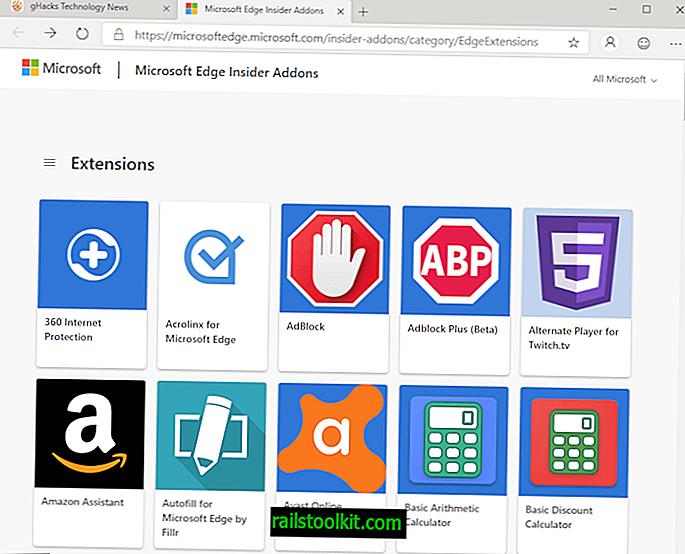 이 확장 프로그램은 Chromium 기반 Microsoft Edge 전용