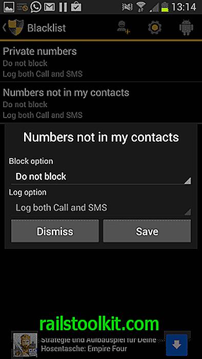 So blockieren Sie Anrufe, SMS, MMS und private Nummern auf Android