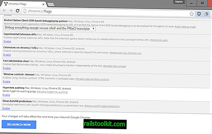 So finden Sie heraus, ob eine Chrome-Flagge aktiviert ist