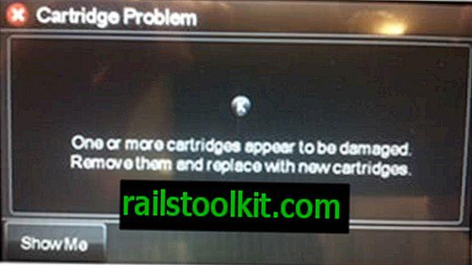 HP gura potisak ažuriranja firmvera pisača treće strane (opet)