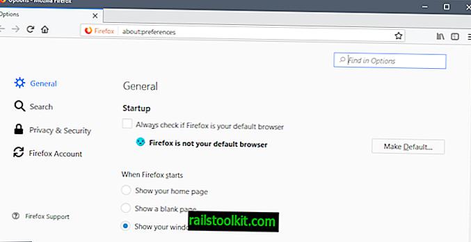 Firefox 56.0: Zjistěte, co je nového