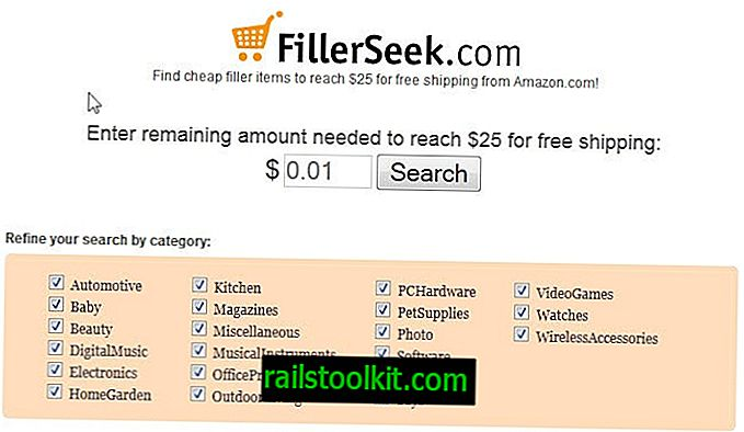 Amazon Filler Item Services